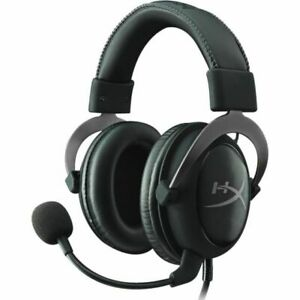 NB Kingston HyperX Cloud II Pro Gaming Headset - Gun Metal