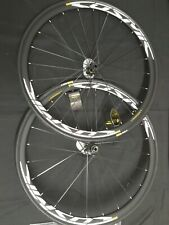 Mavic cosmic elite UST DCL disc road racing bike bicycle wheelset 700C new