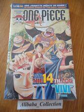 // NEUF ONE PIECE LOG 14 grand format Eiichiro Oda Collection Hachette MANGA VF