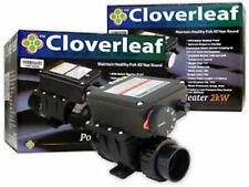 Cloverleaf 2 kw pond heater Koi Pond Heater £169.99