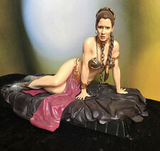 Star Wars Princess Leia Jabba's Slave Limited Edition Statue -Gentle Giant - MIB