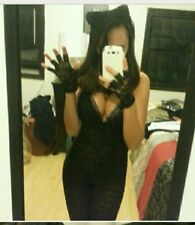Sexy Cat Woman Costume small