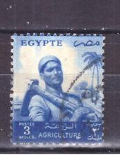 FRANCOBOLLI Egitto Egypt 1954-55  Serie Ordinaria 3 m. YV367
