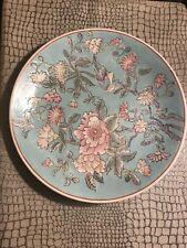 Jc Penny Exclusive Classic Traditions Home Decor Collectible Plate Hand Painted