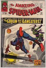 AMAZING SPIDER-MAN #23, MARVEL COMICS 1965, FN/FN+ CONDITION, 3RD GREEN GOBLIN