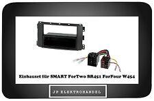 einbaurahmen radioblenden smart auto g nstig kaufen ebay. Black Bedroom Furniture Sets. Home Design Ideas