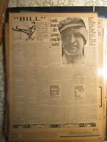 Baseball History Newspaper 1913 FRANK CHANCE LIFE SAVING TEMPLE GUARD