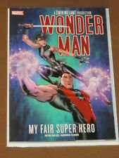 WONDER MAN: MY FAIR SUPER HERO TPB NM 1ST PRINT PETER DAVID MS. MARVEL BEAST