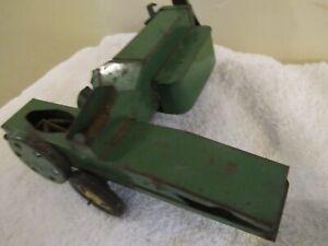 Original John Deere  Hay Baler 1952?  Vintage Metal  parts repair