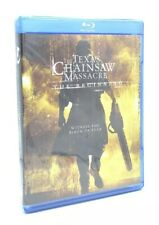 Texas Chainsaw Massacre: The Beginning (Blu-ray Disc, 2013) NEW RARE and OOP