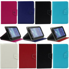 "Slim PU Leather Tablet Folio Stand Case Cover For Various 7"" Inch Android Table"
