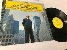 Antonin Dvorak Aus der Neuen Welt New World Kubelik 2530 415 DG classical Record