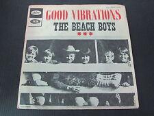 """THE BEACH BOYS   SP 45T 7""""   GOOD VIBRATIONS   FRANCE   CLF 5676"""