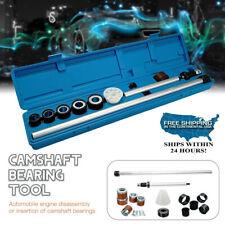 Universal Engine Camshaft Cam Bearing Installation Removal Tool Kit 1.125