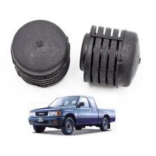 Front Spiral Hood Bonnet Bumper Rubber Black For Isuzu Holden Tfr 1991 - 1997