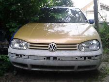 VW Golf  IV 1,6 l  (Unfall-/Bastlerfahrzeug)