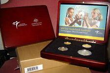 PRESTIGESET AUSTRALIE 2006 GOUD & ZILVER PROOF IN ORIGINELE VERPAKKING KNM