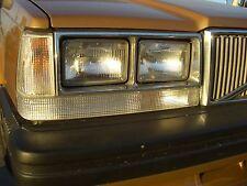 US Volvo 740 744 745 GL US Scheinwerfer 4x NEU 84-88 Umrüstscheinwerfer