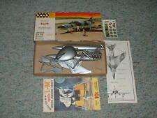 Hawk 1/72 Supermarine Swift RARE   MIB 1965 issue kit