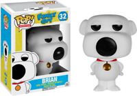 Pop! Vinyl--Family Guy - Brian Pop! Vinyl