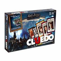ELEVEN FORCE – Cluedo Harry Potter 40x26 – +9 years, Multicolour (Elven