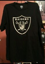 Raiders 47 Brand officially licensed Men's t-shirt NWT Size Small