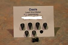 Oasis Lead Shot Maker Drippers - #6, Set of 7 - One Hole