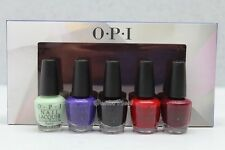 OPI Nail Lacquer Mini 5 Colors ALL STARS (Pack II) * Starlight 2015 Collection