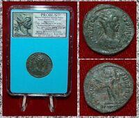 Ancient Roman Empire Coin Of PROBUS Jupiter On Reverse Antoninianus