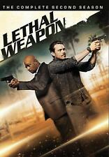 LETHAL WEAPON SEASON 2 BRAND NEW SEALED THE COMPLETE SECOND SEASON DVD