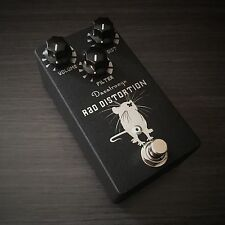 DAZATRONYX - RAD Distortion Guitar Pedal - Rat clone