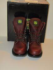 John Deere Laceup Boots