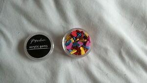 Craft/Scrapbooking Acrylic Gems
