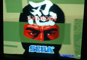*** Shinobi Sega System16 A Arcade Non Jamma ***