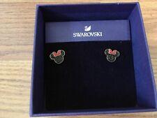 New! swarovski minnie mouse earring