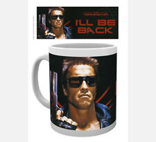 THE TERMINATOR 300ml MUG - I'LL BE BACK - OFFICIAL MOVIE MERCHANDISE