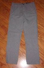 NEW! $70 Men's MARC ANTHONY ~ SIZE 30 X 30 ~ LINEN BLEND SLIM FIT PANTS ~ NWT