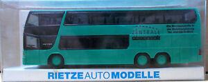 Rietze Bus Setra S 328 DT Zentrale Autoglas 1/87