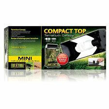 Exo Terra Pt2225 Compact Top Canopy, 30 Cm
