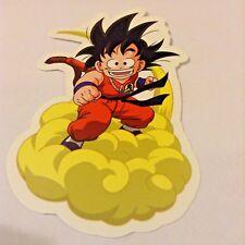 Pegatina/sticker/autocollant : Dragon Ball Z / Son Goku / Bola De Drac/ Manga