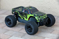 Custom Body Green Muddy Splash for ARRMA GRANITE 4X4 3S BLX 1/10 Cover Shell
