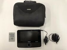 Philips Portable DVD Player With Case, Power Supply, Remote