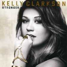 KELLY CLARKSON - STRONGER - DELUXE EDITION - NEW CD!!