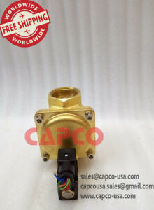 Solenoid valve 42550293/INGERSOLL RAND/FREE SHIPPING