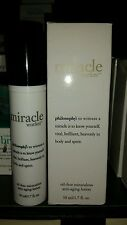 NEW PHILOSOPHY MIRACLE WORKER OIL-FREE MIRACULOUS ANTI-AGING LOTION 1.7 fl OZ