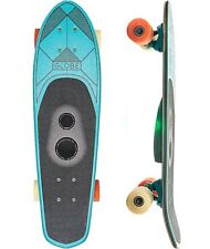 Globe Bluetooth Speaker Skateboard Deck - Blazer Teal Cruiser Complete 26""