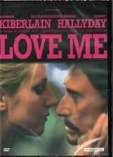 "DVD ""LOVE ME""    JOHNNY HALLYDAY   NEUF SOUS BLISTER"