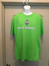 NWT Men's Large Seattle Sounders #2 Dempsy MLS Apparel T-Shirt