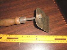 Stanley 28 Veneer wood paint Scraper / animal hide pelt scraper taxidermy tool
