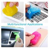 Soft Sticky Magic Dust Cleaning Slimy Gel Clean Mud For Keyboard DSLR Camera